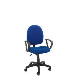 Wilson Home Office Chair, Blue Reviews