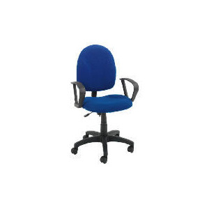 Photo of Wilson Home Office Chair, Blue Office Furniture
