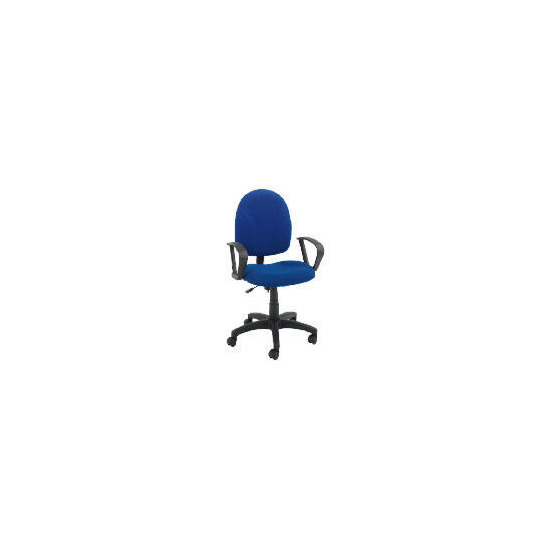 Wilson Home Office Chair, Blue