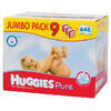 Photo of Huggies Pure Wipes 9 Pack 649 Baby Product