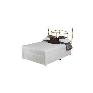 Photo of Silentnight Miracoil 3-Zone Memory Virginia Double 4 Drawer Divan Set Bedding