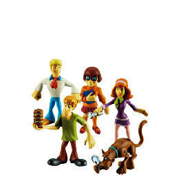 Scooby Doo Mystery Mates 5 Pack Reviews