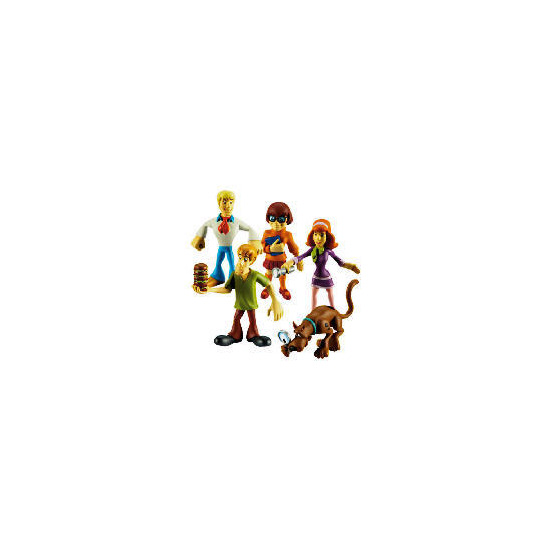 Scooby Doo Mystery Mates 5 Pack