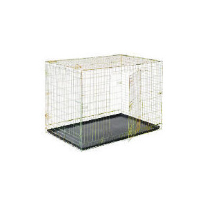 Photo of Zinc Plated Car Crate Extra Large Home Miscellaneou
