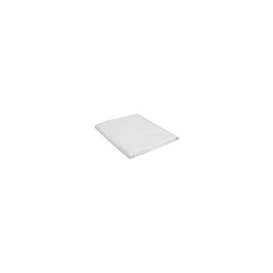 Hotel 5* Flat Sheet Double - Cream