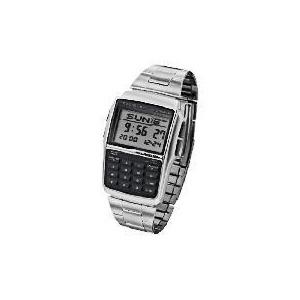 Photo of Casio Retro Calculator Watch Watches Man