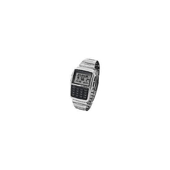 Casio Retro Calculator Watch