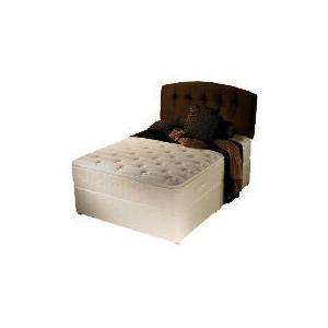 Photo of Silentnight Miracoil Pocket 7-Zone Memory Illinois King Non Storage Divan Set Bedding