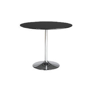 Photo of Barello Dining Table, Black Gloss Furniture