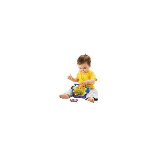 Fisher Price Laugh & Learn Sing With Me CD Player