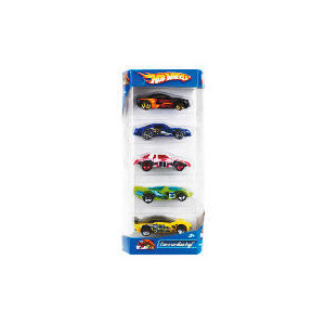 Photo of Hot Wheels 5 Car Gift Pack Toy