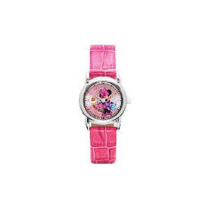 Photo of Disney Minnie Mouse Pink Watch Watches Child