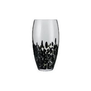 Photo of Tesco Spots Vase Black Home Miscellaneou