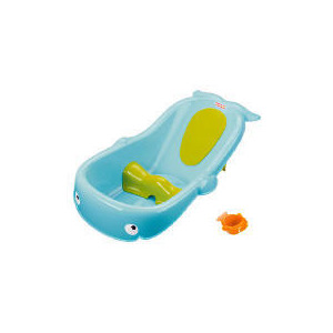 Photo of Fisher-Price Precious Planet Whale Of A Tub Baby Product