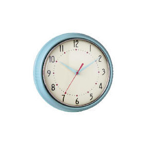 Photo of Tesco Retro Duck Egg Clock Clock