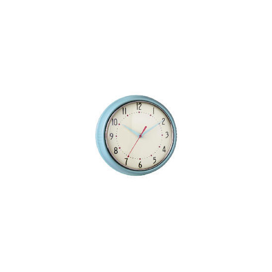 Tesco Retro Duck Egg Clock