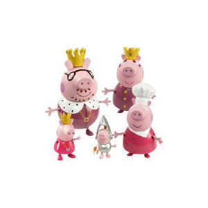 Photo of Peppa Pig Princess Peppas Royal Family Toy