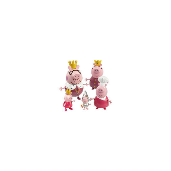 Peppa Pig Princess Peppas Royal Family