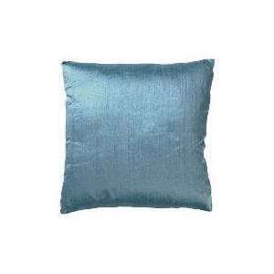 Photo of Tesco Finest Plain Silk Cushion, Duck Egg Furniture