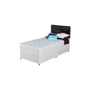 Photo of Silentnight Miracoil 3-Zone Montana Single 2 Drawer Divan Set Bedding