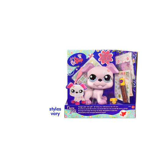 Littlest Pet Shop Design Your Own Pet