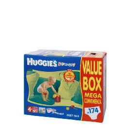 Huggies Sdry 4+ Mega Value 174 Reviews