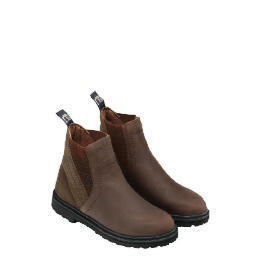 Harry Hall Ladies Recife Jodhpur Boot Brown 5/38 Reviews
