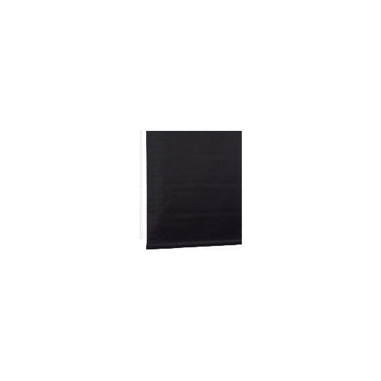 Thermal Blackout Blind 60cm Black