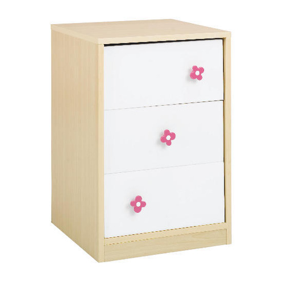 Seesaw Bedside Chest