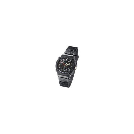 Casio Black Analogue Watch