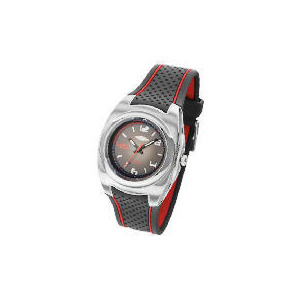 Photo of Umbro Red Contrast Analogue Watch Watches Man