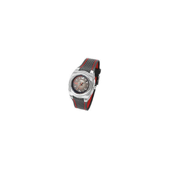 Umbro Red Contrast Analogue Watch