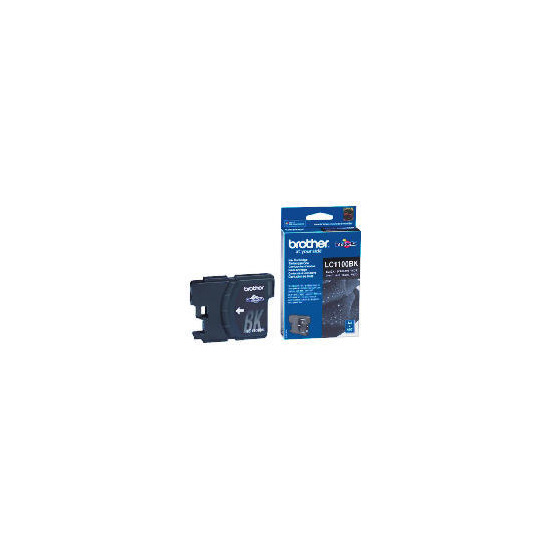 Brother LC1100BK Black Printer Ink Cartridge