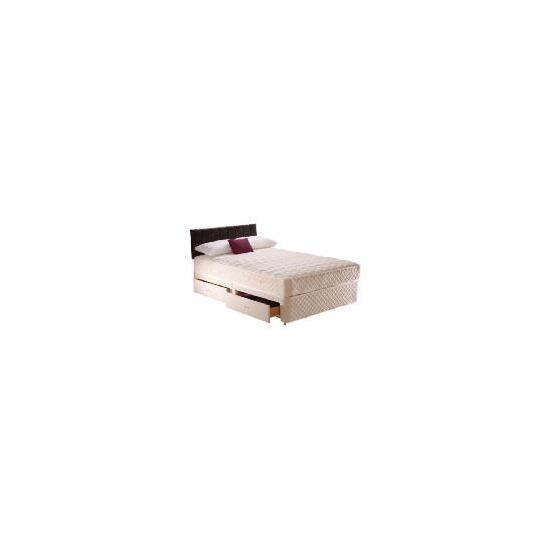 Sealy Posturepedic Platinum Dream King 4 Drawer Divan Set