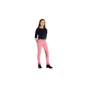 Photo of Harry Hall Childs Tess Pink Jodhpurs With Check 24 Sports and Health Equipment