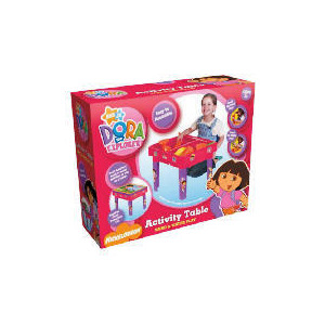 Photo of Dora Sand and Water Activity Table Toy