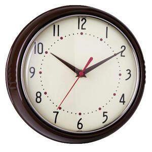 Photo of Tesco Retro Chocolate Clock Clock