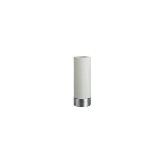 Tesco Cylinder Table Lamp Cream