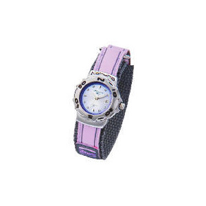 Photo of Kahuna Ladies Velcro Lilac Watch Watches Woman