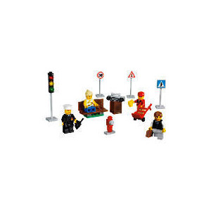 Photo of Lego City Mii Figure Collection Toy