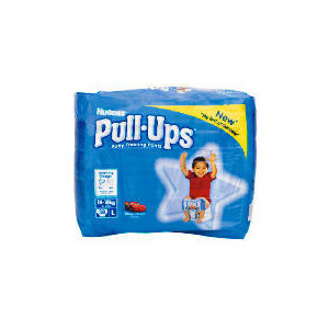 Photo of Huggies Pull Ups Megapack Boy Large 38 Toilet Training