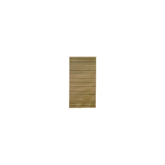 Tesco Flatweave Runner Stripes 67x180cm, Green