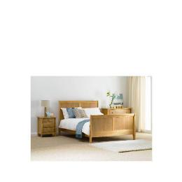 Windsor Double Bed Frame, Oak Reviews