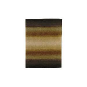 Photo of Tesco Stripe Wool Rug, Multi 160X230CM Rug
