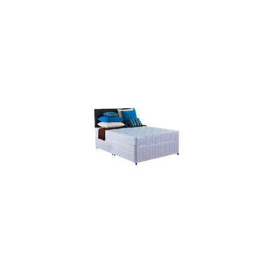 Layezee Value Medium King 4 Drawer Divan Set