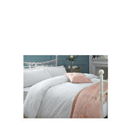 Elspeth Gibson Delicate Rose Throw - Coral Reviews