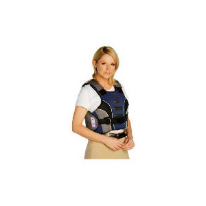 Photo of Harry Hall Adults Valentine Body Protector Small Sports and Health Equipment