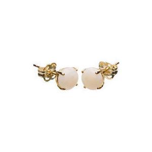 Photo of 9CT Gold Opal Earrings Jewellery Woman