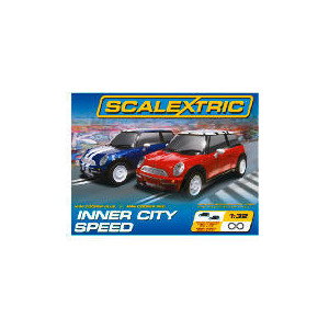 Photo of Scalextric Inner City Speed Toy