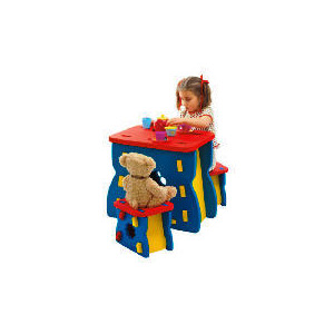 Photo of Tesco Foam Table and Chairs Toy